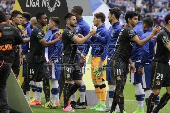 FOOTBALL – LIGA NOS – PORTO V PACOS DE FERREIRA