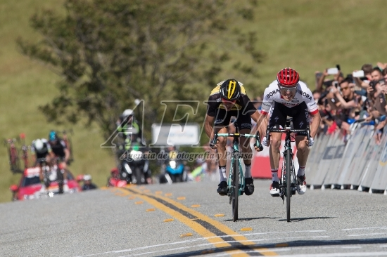 CYCLING - TOUR OF CALIFORNIA 2017 - STAGE 2