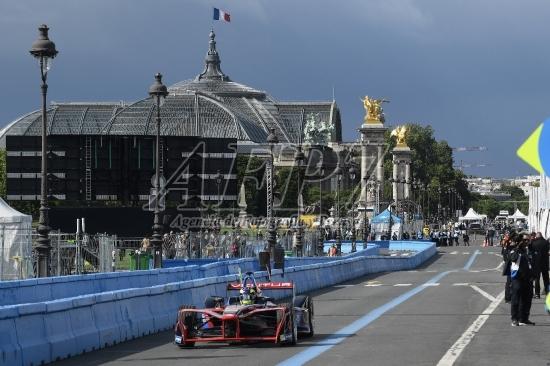 AUTO - FORMULA E PARIS 2017
