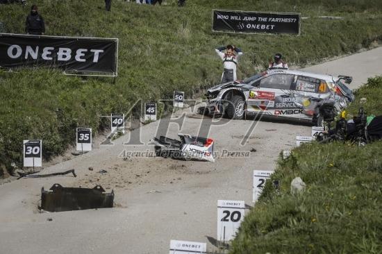 AUTO - WRC PORTUGAL RALLY 2017