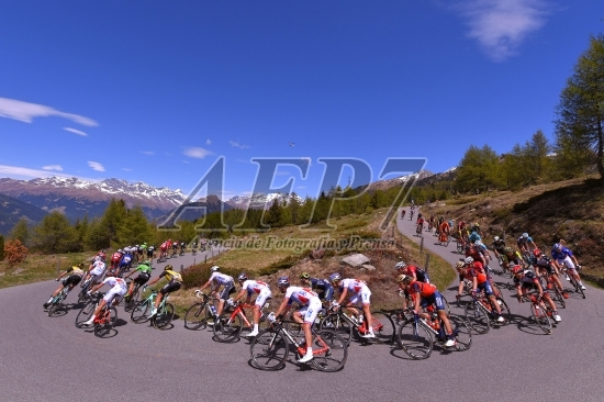 CYCLING - GIRO 2017 - TOUR OF ITALY - STAGE 16