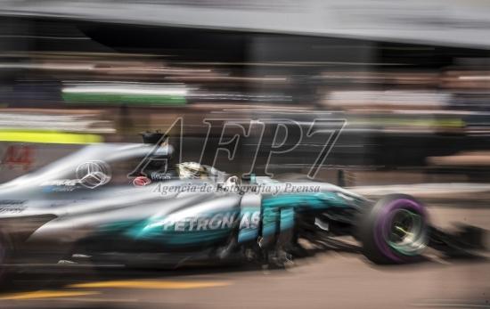 F1 - MONACO GRAND PRIX - 2017