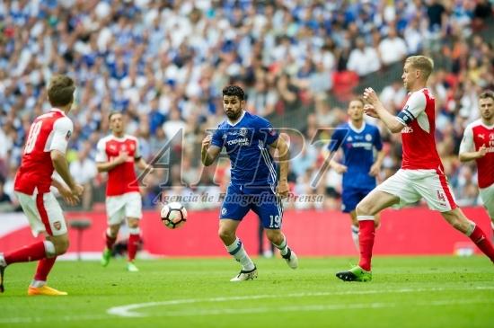FOOTBALL - FA CUP FINAL - ARSENAL V CHELSEA