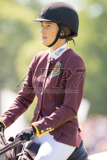 EQUITATION - LONGINES GLOBAL CHAMPIONS LEAGUE - HAMBURG