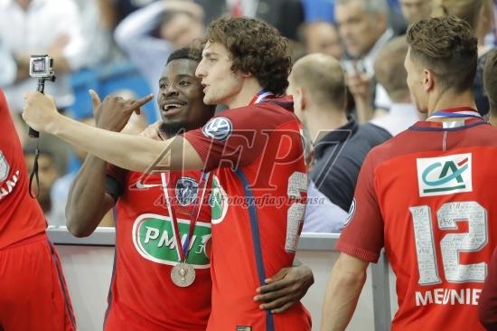 FOOTBALL - FRENCH CUP - FINAL - SCO ANGERS v PARIS SAINT GERMAIN