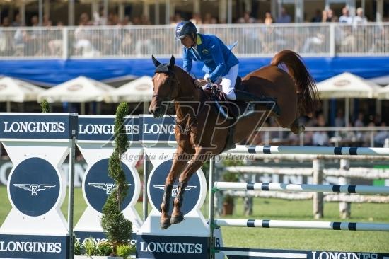 EQUITATION - LONGINES GLOBAL CHAMPIONS LEAGUE - HAMBURG