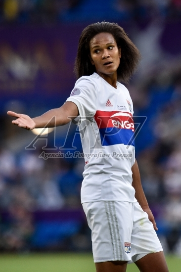 FOOTBALL - CHAMPIONS LEAGUE WOMEN - LYON V PARIS SG