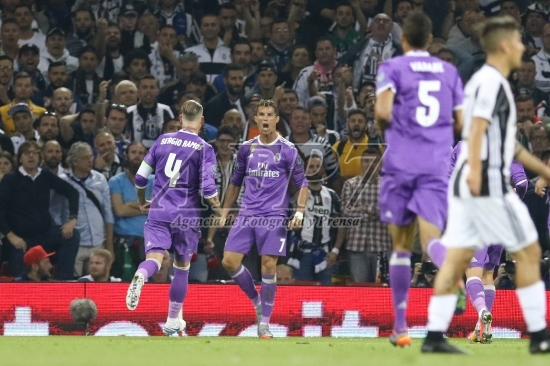 FOOTBALL - UEFA CHAMPION'S LEAGUE - JUVENTUS v REAL MADRID