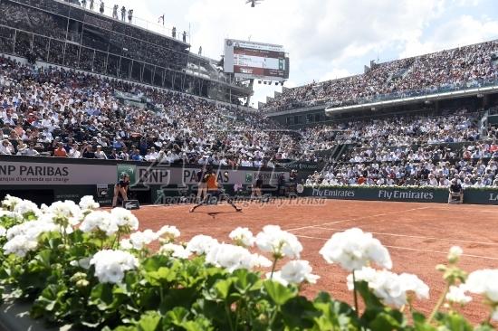 TENNIS - ROLAND GARROS 2017 - DAY 9