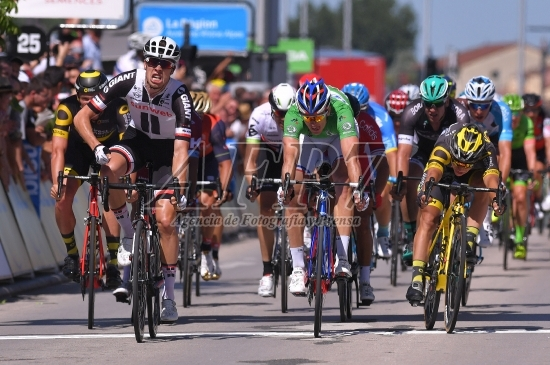 CYCLING - CRITERIUM DU DAUPHINE 2017 - STAGE 5