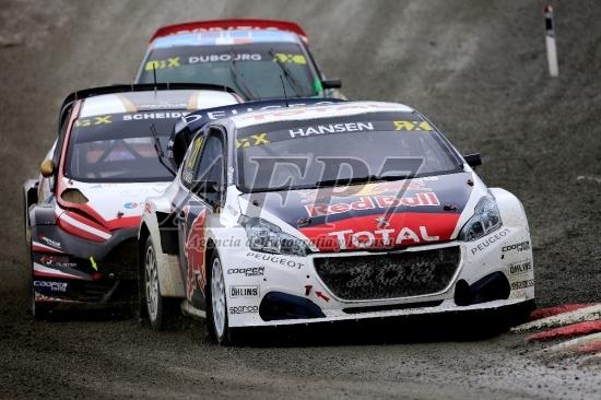 AUTO - FIA WRX WORLD RALLYCROSS NORWAY - 2017