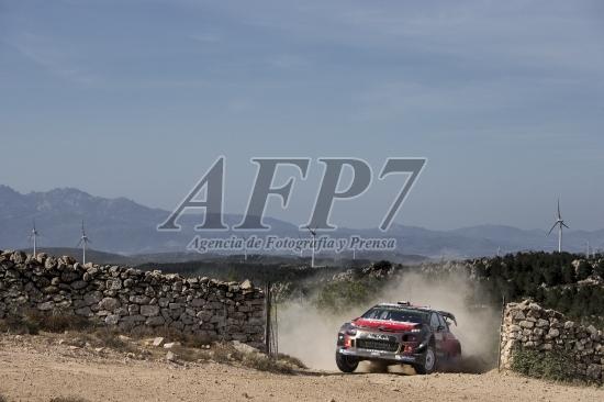 AUTO - WRC ITALIA SARDEGNA RALLY 2017