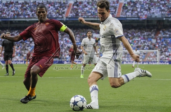 FOOTBALL – CORAZON CLASSIC MATCH – REAL MADRID V ROMA