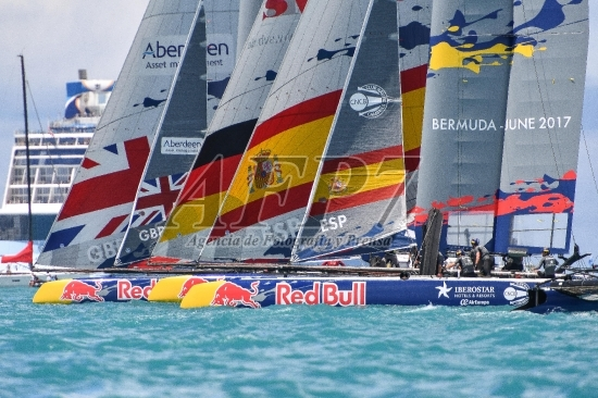 SAILING - RED BULL YOUTH AMERICA's CUP 2017 - FINALS