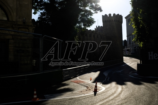 F1 - EUROPE  GRAND PRIX - AZERBAIJAN 2017