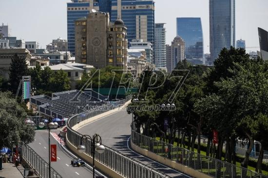 AUTO - EUROPE  FIA FORMULA 2 - AZERBAIJAN 2017