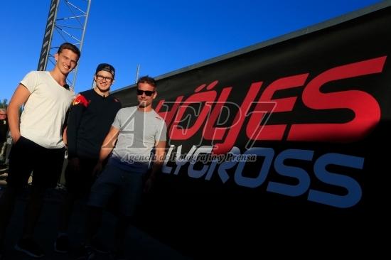 AUTO - FIA WRX WORLD RALLYCROSS SWEDEN - 2017
