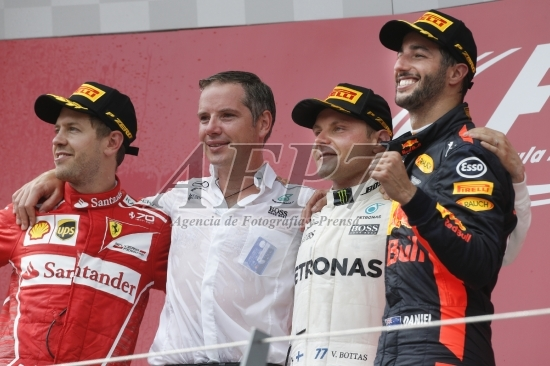 F1 - AUSTRIA GRAND PRIX 2017