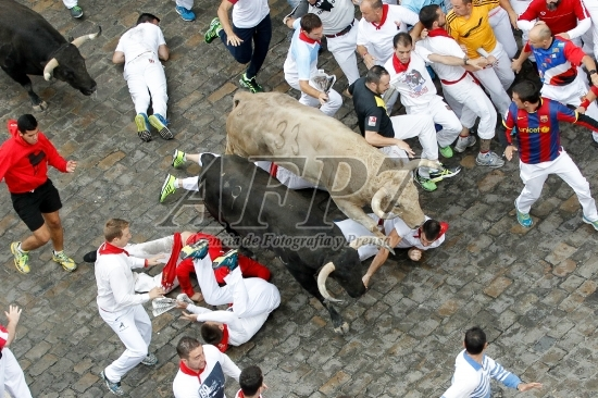 SAN FERMIN 2017 – BULL RUN OF JANDILLA