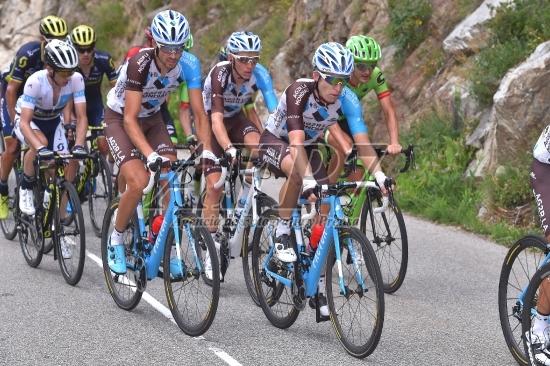 CYCLING - TOUR DE FRANCE 2017 - STAGE 17