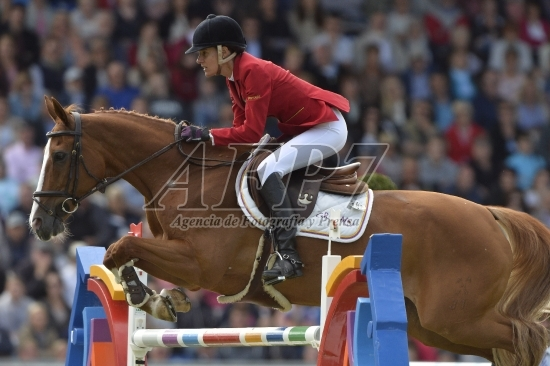 EQUESTRIAN - JUMPING - CHIO AACHEN 2017