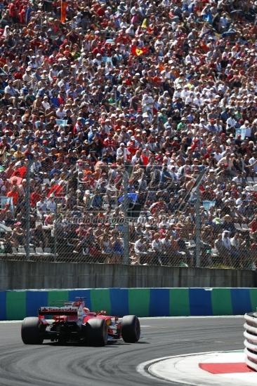 F1 - HUNGARY GRAND PRIX 2017