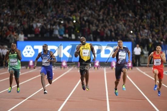 ATHLETICS - WORLD CHAMPIONSHIPS LONDON 2017 - DAY 2