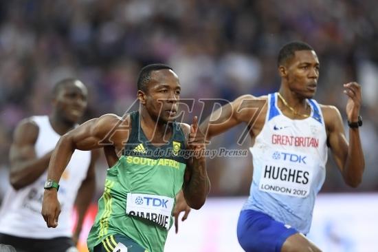ATHLETICS - WORLD CHAMPIONSHIPS LONDON 2017 - DAY 4