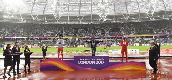 ATHLETICS - WORLD CHAMPIONSHIPS LONDON 2017 - DAY 6