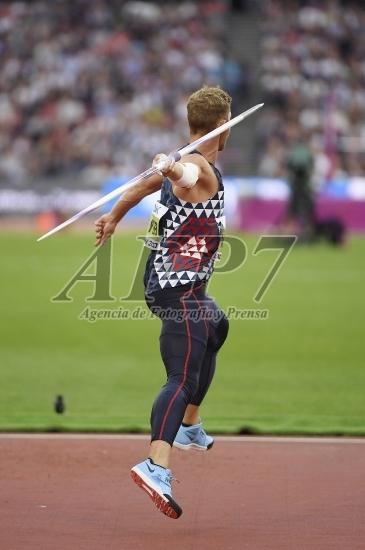 ATHLETICS - WORLD CHAMPIONSHIPS LONDON 2017 - DAY 9