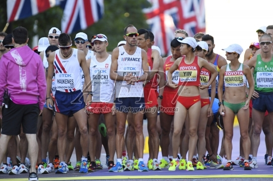ATHLETICS - WORLD CHAMPIONSHIPS LONDON 2017 - DAY 10
