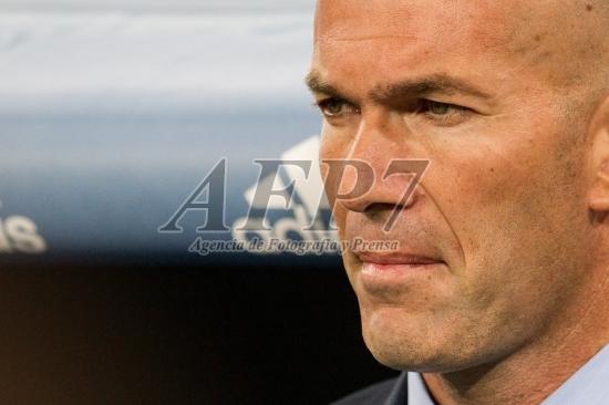 FOOTBALL - SPANISH SUPER CUP - REAL MADRID v FC BARCELONA