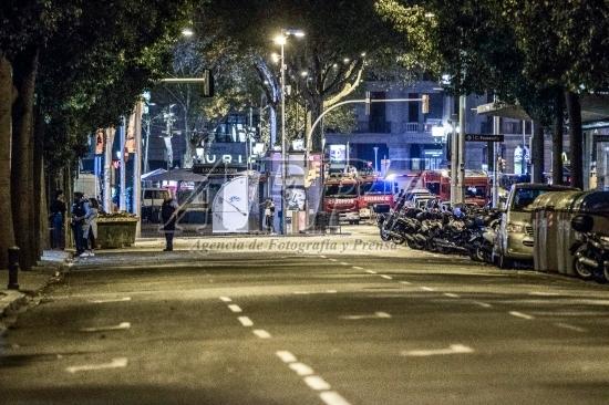 ATTACK IN LAS RAMBLAS, BARCELONA, SPAIN - Ago 17th 2017