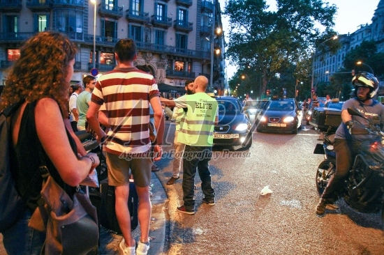 ATTACK IN LAS RAMBLAS, BARCELONA, SPAIN - Ago 17th 2017