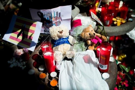 Terror Attack in Barcelona, Catalonia, Spain, Aug 18th 2017