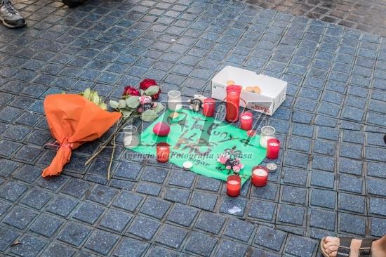 Terror attack in Barcelona, Spain - Aug 18th 2017